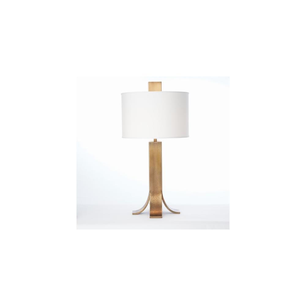 Everest Lamp-Antique Brass
