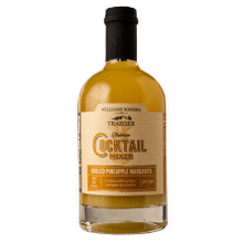 See Details - Grilled Pineapple Margarita Cocktail Mix - Traeger x Williams Sonoma