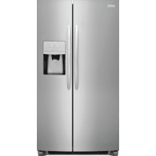 Frigidaire Gallery 22.2 Cu. Ft. Side-by-Side Refrigerator - Floor Model