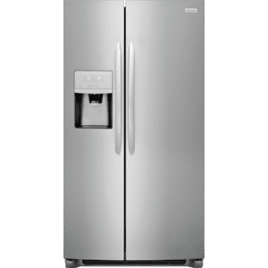 FrigidaireGALLERY Gallery 22.2 Cu. Ft. Side-by-Side Refrigerator