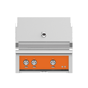 "30"" Hestan Outdoor Built-In Grill - G_BR Series - Citra"