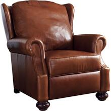 Power Recliner, Leather Grisham Recliner