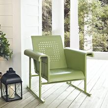 Veranda Metal Single Chair Glider
