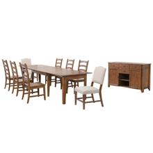 Product Image - Extendable Dining Set - Amish (10 Piece)