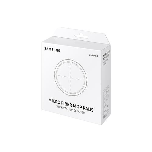Samsung Jet™ Stick Spinning Sweeper Microfiber Pads (4 Pack)