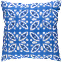 "Indigo Blues ID-004 18""H x 18""W"