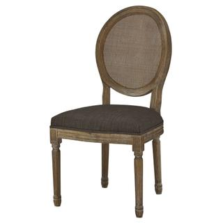 See Details - Round Mesh Back Maxwell Side Chair (urban Bark)