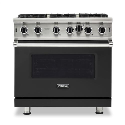 "36"" Open Burner Gas Range - VGIC5362"