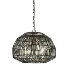 2901118 - Hanglamp 45x31 cm JENNA bronze
