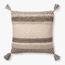 P0705 Natural / Brown Pillow