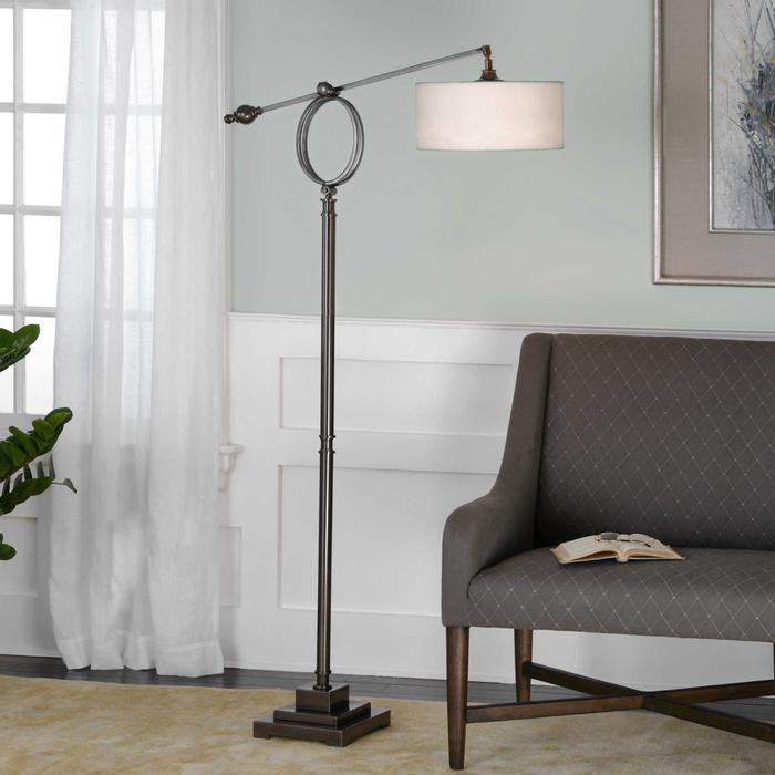 Uttermost - Levisa Floor Lamp