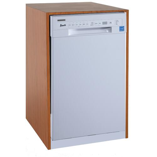 Built-In Dishwasher - White