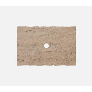 """24"""" x 36"""" Rectangular Table Top Only (with Hole)"""