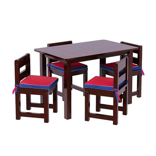 Maxtrix - Small Chair : Chestnut