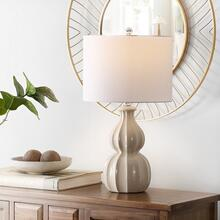Wade Ceramic Table Lamp - Ivory