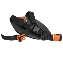 A component that enhances the comfort of FSA/KMA harnesses.