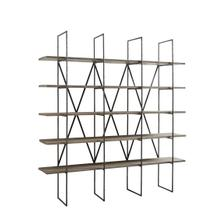 Tetragon Display Shelf