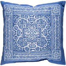 "Indigo Blues ID-008 18""H x 18""W"