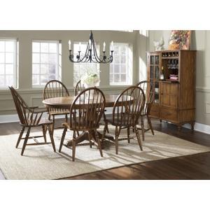 Liberty Furniture Industries - Autumn Oaks Casual Dining