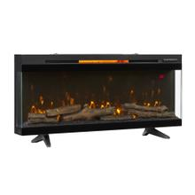 """See Details - ClassicFlame® 42"""" PanoGlow™ Wall Mounted Electric Fireplace"""