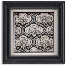 Ornamental Tile Motif I Wall Art