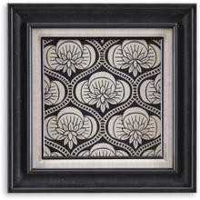 View Product - Ornamental Tile Motif I Wall Art