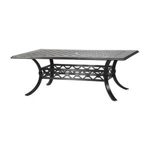 "Gensun Casual Living - Madrid II 42"" x 86"" Rectangular Dining Table"