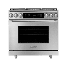 "36"" Heritage Dual Fuel Epicure Range, DacorMatch, Natural Gas"
