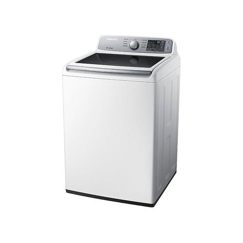 4.5 cu. ft. Top Load Washer with Vibration Reduction Technology in White