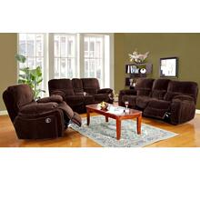 Ramsey Chocolate Recliner, M6012