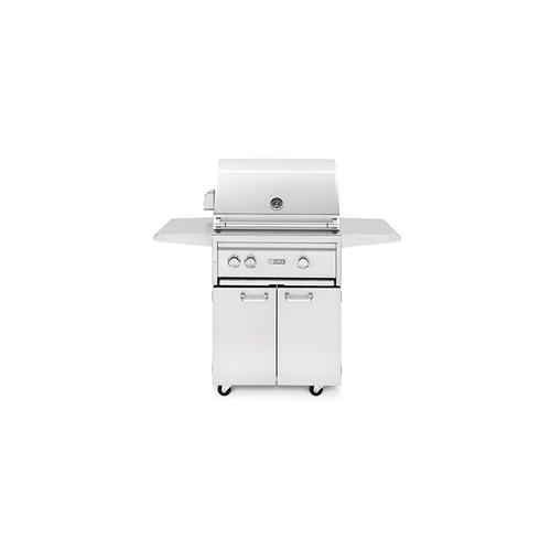 """Lynx - 27"""" Freestanding Grill with ProSear 2 Burner & Rotisserie (L27PSFR-3) - Natural gas"""