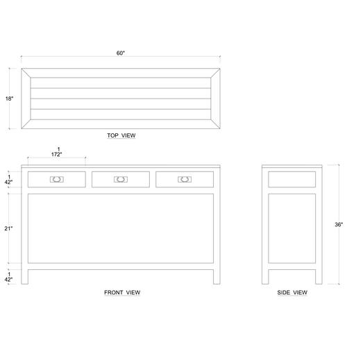 Gallery - Kagu Console Table