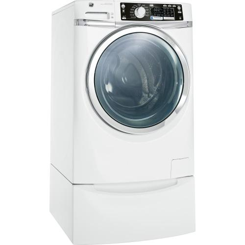 Gallery - GE® ENERGY STAR® 4.5 DOE cu. ft. capacity Front Load washer with steam