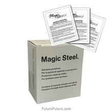 Magic Steel Wipes (10-pack)