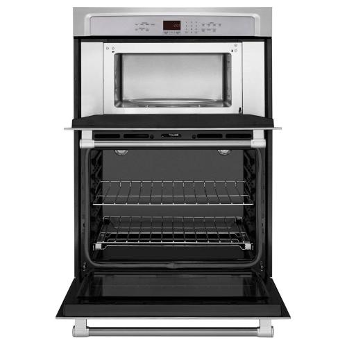 30-Inch Combination Wall Oven with Precision Cooking™ System