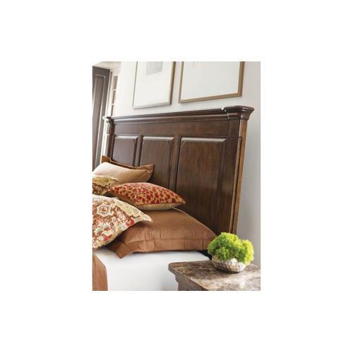 Monteri Queen Panel Bed - Complete