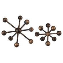 Alaula Sculpture (set of 2)
