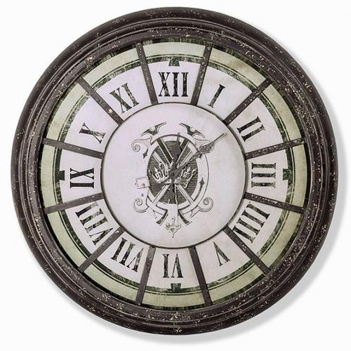 Furniture of America - Bard Wall Clock