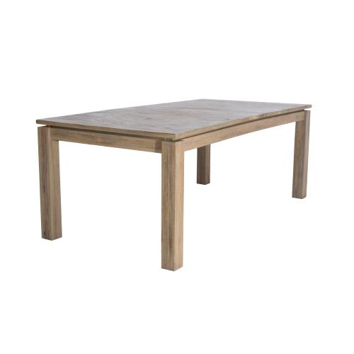 Table, Available in Grey Wash or Royal Oak Finish.