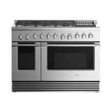 """See Details - Gas Range, 48"""", 6 Burners with Grill"""