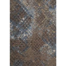 Cathedral 5375 Brown Blue Grey 8 x 11
