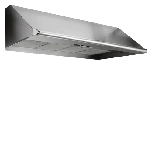 """Dacor - Renaissance 36"""" wide, 18"""" high, and 26 7/8"""" deep Epicure wall-mounted hood."""