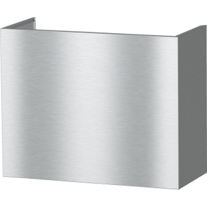 MieleDRDC 3024 - Duct Cover Chimney for concealing the ducting and adjusting the height to the wall unit.