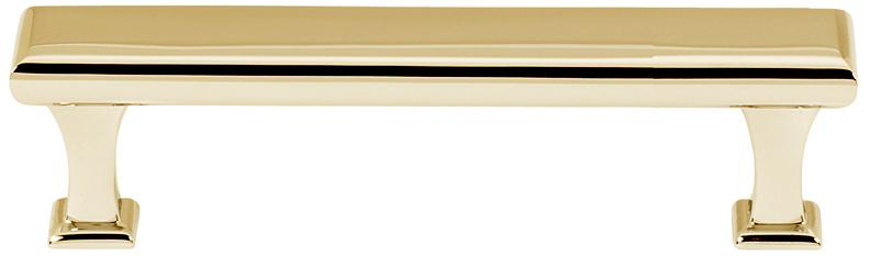 Manhattan Pull A310-35 - Polished Brass