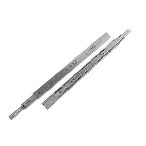 Soft Close Full Extension Ball Bearing Side Mount Drawer Slide Product Image