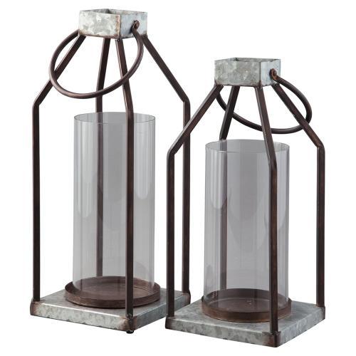 Diedrick Lantern (set of 2)