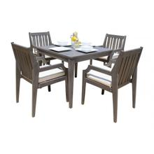 Poolside 5 PC Dining Set