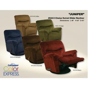 "Catnapper - Chaise ""Swivel Glider"" Recliner"