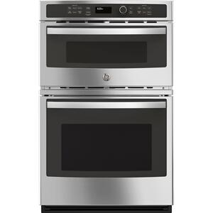 "GE® 27"" Built-In Combination Microwave/Thermal Wall Oven Product Image"
