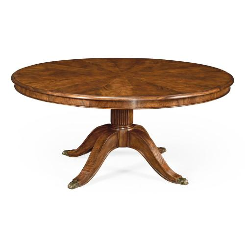 """66"""" Walnut dining table - no extensions"""